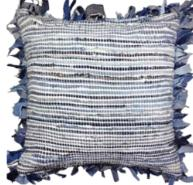 Cushion Cover pillow cover room décor exclusive design  indigo collection