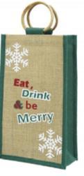 Brown Christmas Decoration Small bag