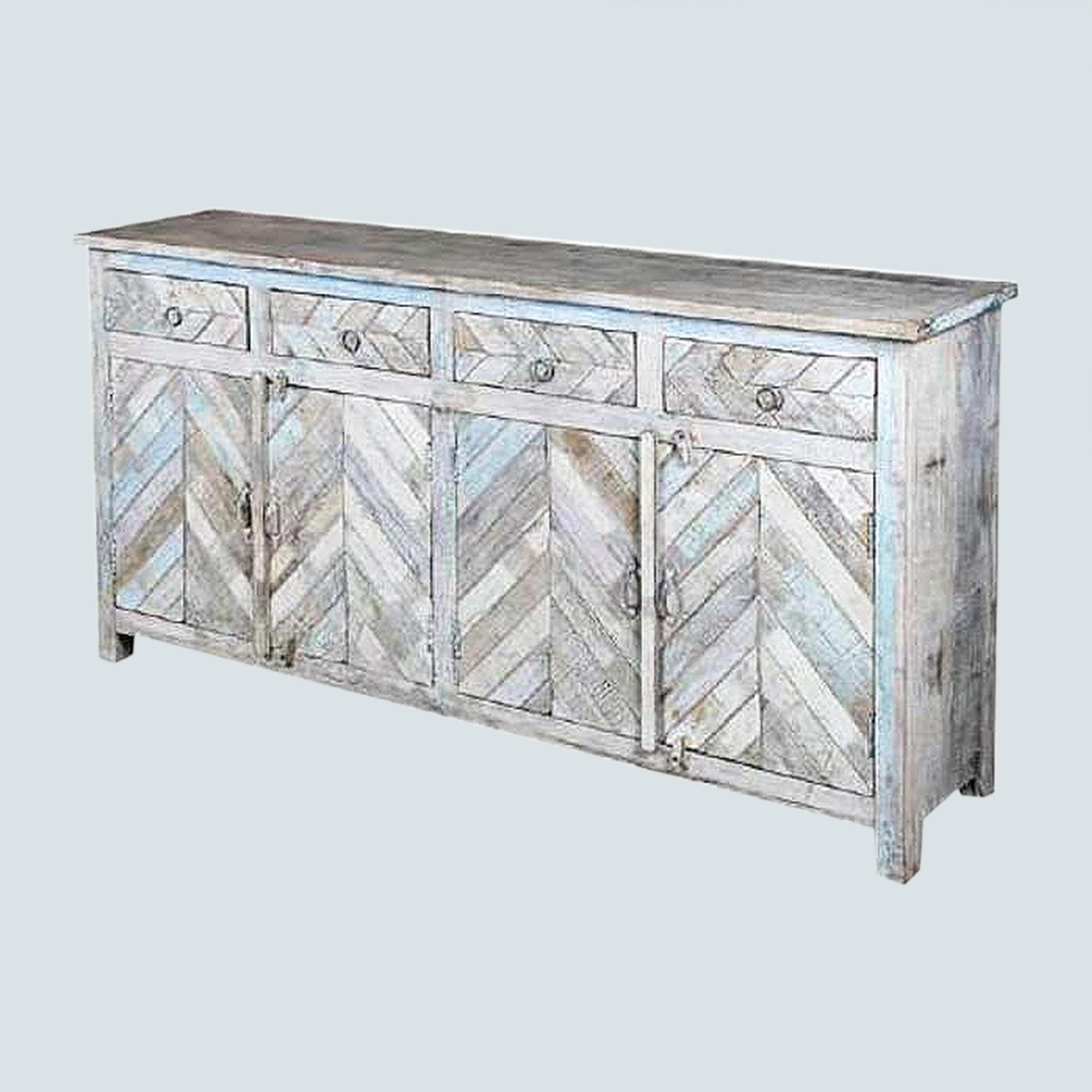 Sideboard Console Table, Accent cabinet Dresser, Chest of Drawers for storage, Cupboard, Sofa table