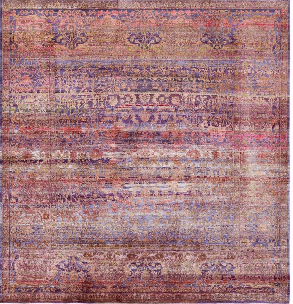 Unique  handtuffed handLoom Solo Solid Shag Collection Modern Plush Cloud Area Rug  150*90 CMs