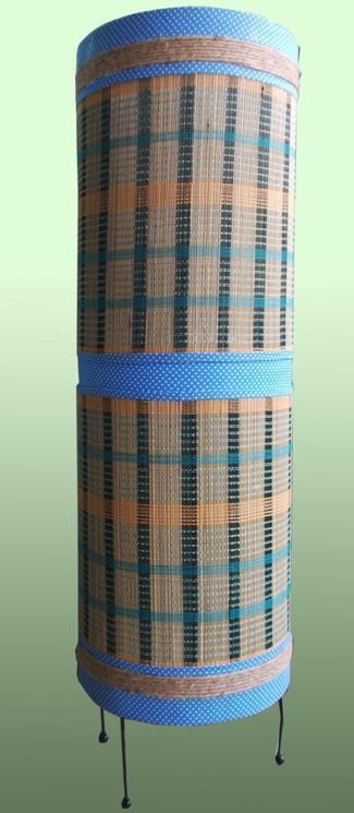 Handmade  Bedside Lamp or Floor Wood Paper Lamp Shades Home Decor Modern.