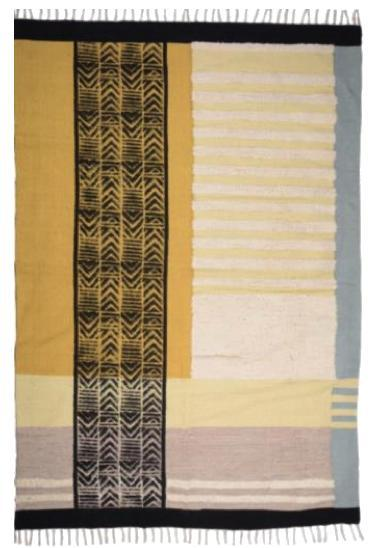 Hand Woven Printed Rugs, Carpet