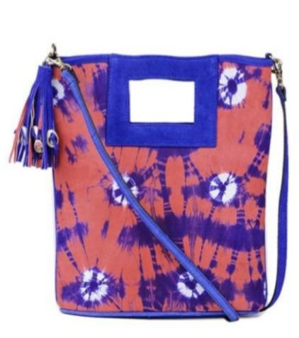 beautiful tie and dye bags for women