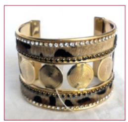 Indian Ethnic Boho  Charm Bracelets for Women Vintage Stone Bracelets Yoga Bangles Ethnic Jewellery