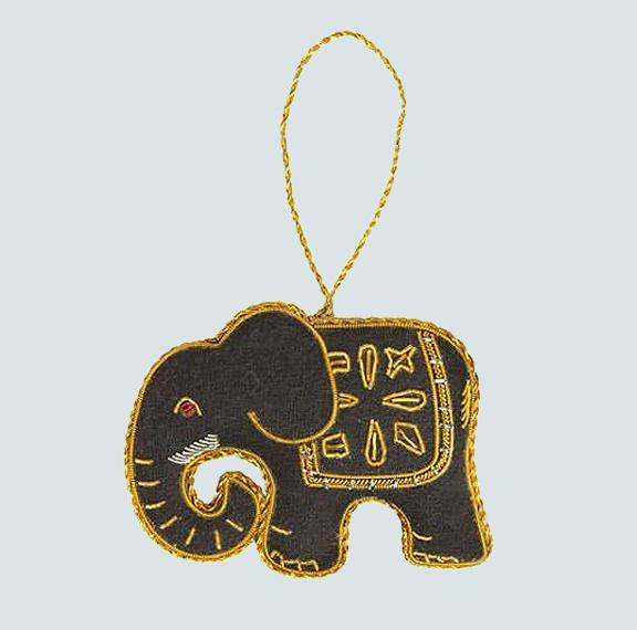 Christmas hangings/ Holiday décor - Elephant