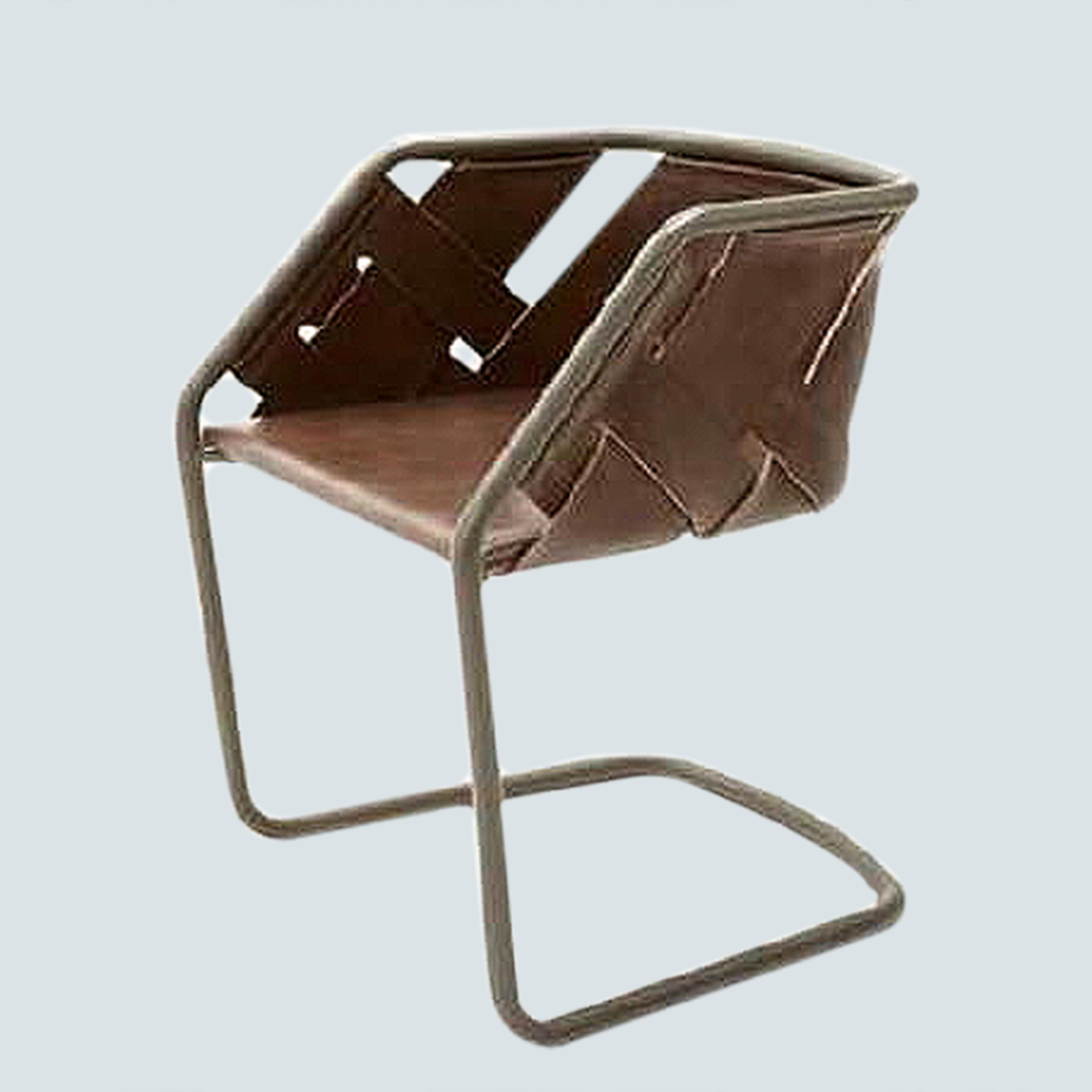 Handmade Strip Armchair, Contemporary accent arm upholestered chair, Café Lounge Chair, Fauteuil for for Home Office Living Room Bedroom Waiting Room Reception Apartment Dorms