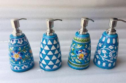 Handmade ceramic - handpainted ceramics - Home and kitchen accessories