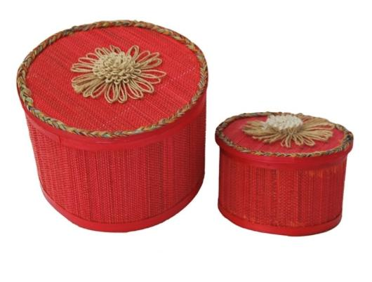 Bamboo Gift Box Large - Perfect for gifting- A set of 2
