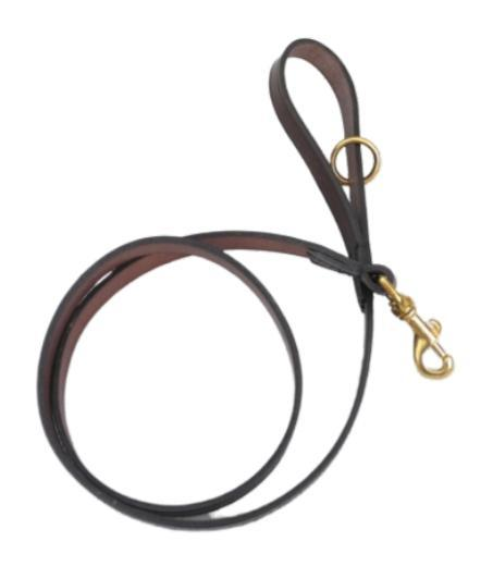 Leather Dog Leash - Training & Walking