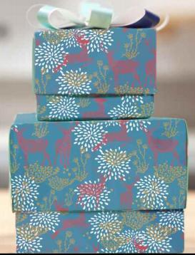 Splash Wrapping paper