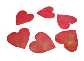 Heart Handmade Decorative Paper Garland